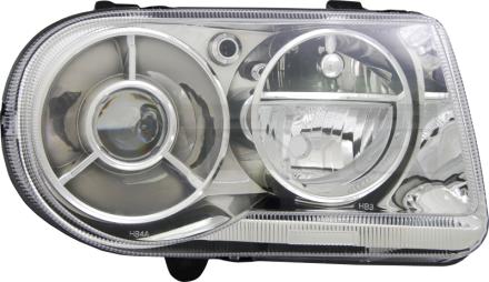 20-12317-05-2 TYC Head Lamp