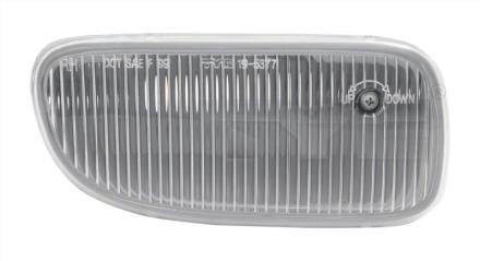 19-5377-01-9 TYC Fog Lamp Unit