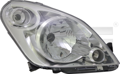 20-11749-05-2 TYC Head Lamp