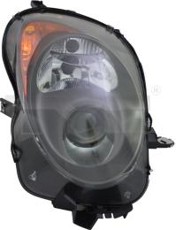 20-11753-25-2 TYC Head Lamp