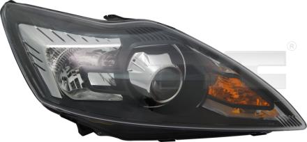 20-11965-15-2 TYC Head Lamp