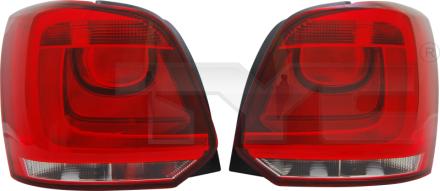 11-11487-01-2 TYC Tail Lamp Unit