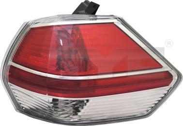 11-12703-05-9 TYC Tail Lamp