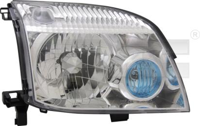 20-0633-05-2 TYC Head Lamp