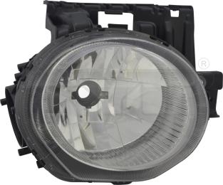 20-14131-05-2 TYC Head Lamp