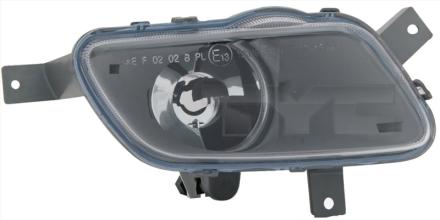 19-0589-01-9 TYC Fog Lamp