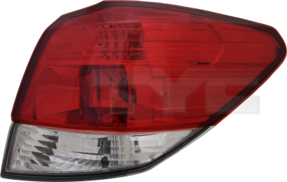 11-14887-05-9 TYC Outer Tail Lamp