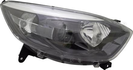 20-14695-05-2 TYC Head Lamp
