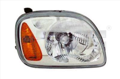 20-6275-05-2 TYC Head Lamp