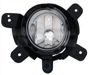 19-0743-01-2 TYC Fog Lamp Unit