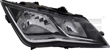 20-17465-06-2 TYC Head Lamp