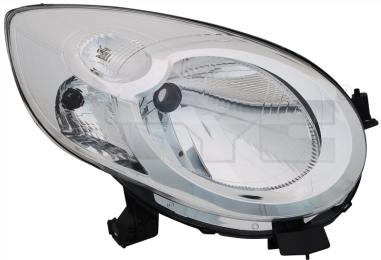 20-11605-05-2 TYC Head Lamp
