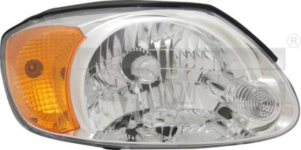 20-0577-45-2 TYC Head Lamp