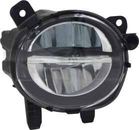 19-6185-00-9 TYC Fog Lamp Assy