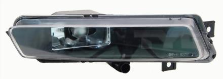 19-0751-01-9 TYC Fog Lamp Unit