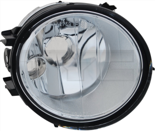 19-0773-01-2 TYC Fog Lamp Unit